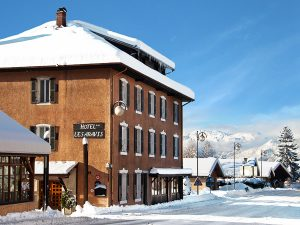 Aravis Lodge home of Ski Weekender short ski breaks