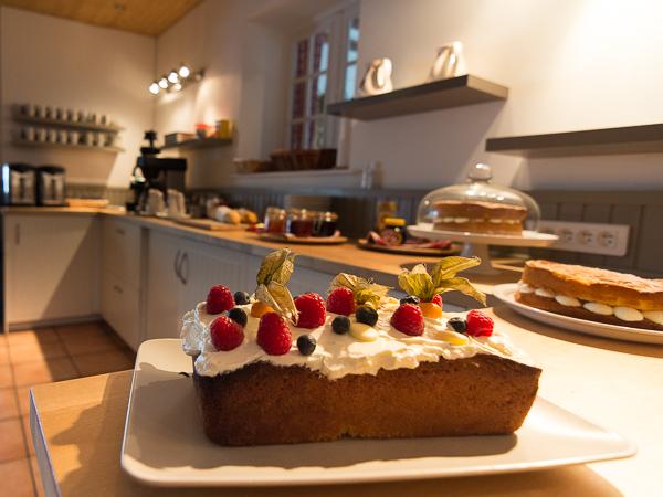 Aravis Lodge Afternoon Tea