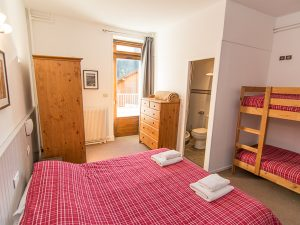 Aravis Lodge Bedroom