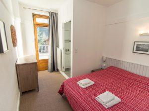 Aravis Lodge Bedroom