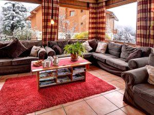 Aravis Lodge Lounge