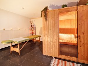 Aravis Lodge Sauna Massage
