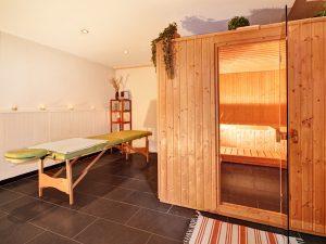 Aravis Lodge Sauna Massage