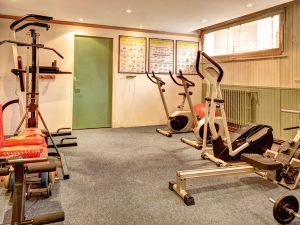 Aravis Lodge Gym