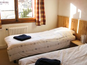 Aravis Lodge Annexe Bedroom