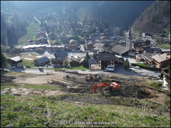 New Lift Developments in the Aravis – progress so far