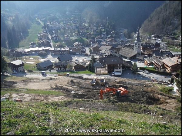 New Lift Developments in the Aravis – progress so far