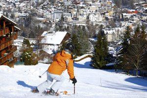 Ski to St Gervais