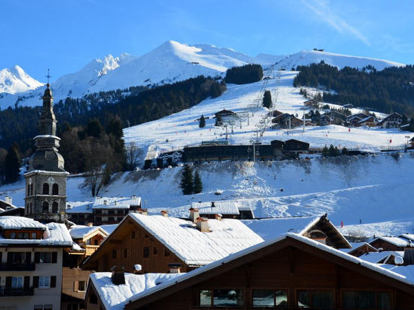 View from Floralp