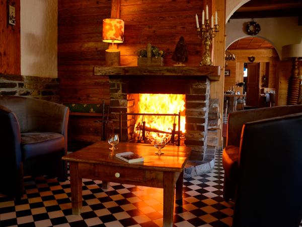 Floralp Lounge Fire