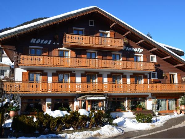 Hotel Floralp La Clusaz