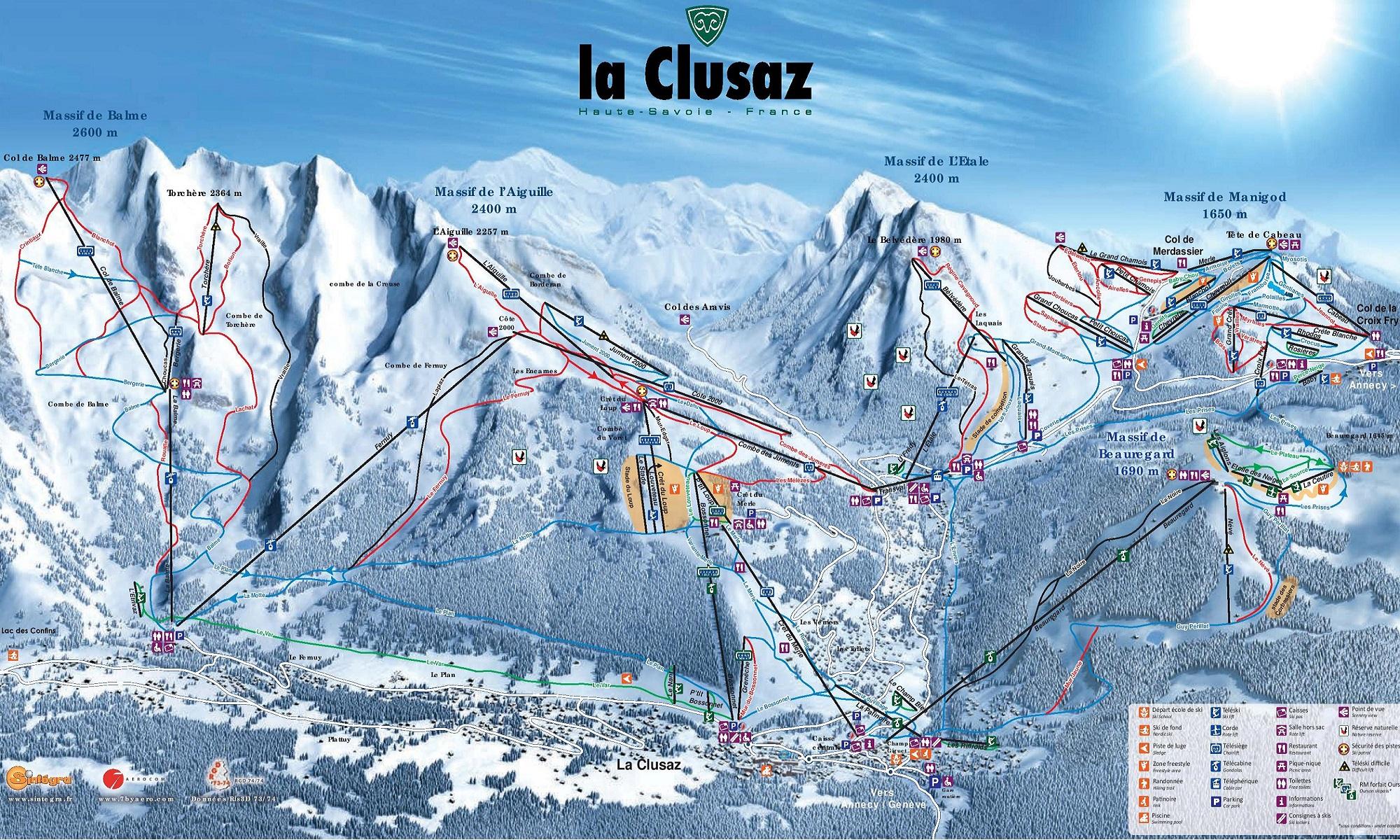 Ski Resort Comparison - Choose the Best Resort for your Short Ski Break