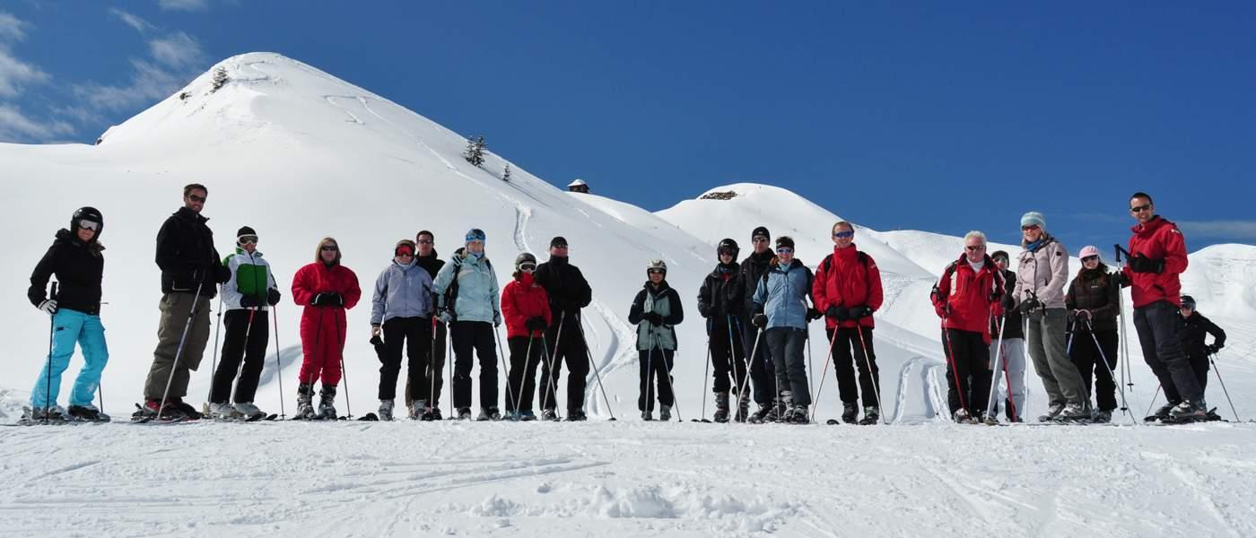 Ski Weekender - the friendliest ski weekends and snowboard holidays in the Alps