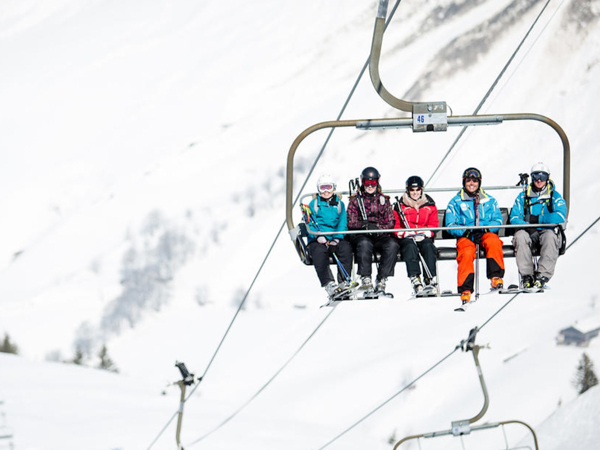 Ski Weekends Near Geneva Including Lift Pass