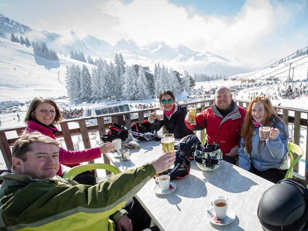 5 Reasons for a Short Ski Break in the French Alps