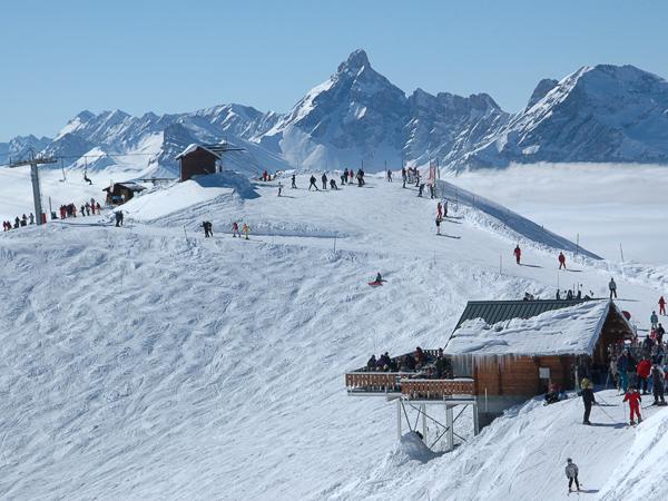 Samoëns, Flaine & Grand Massif Piste Map & Ski Area Info
