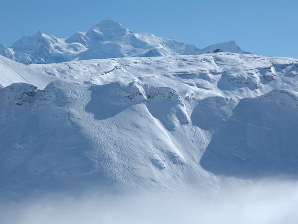 Samoens ski resort - France