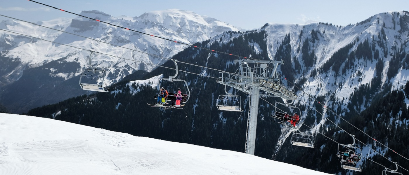 Ski Weekender - short ski breaks in Samoens