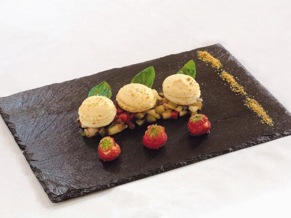 Hotel Chemenaz dessert